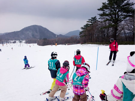 スキーバッジテスト